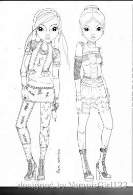 """""""2 meiner neuen designs ~zum ausmalen~ :d """" design"""