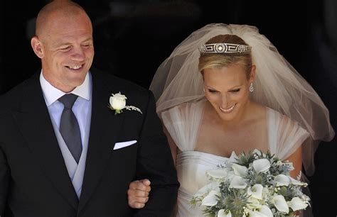Zahra Skincare Day relive the beautiful wedding of zara phillips and mike