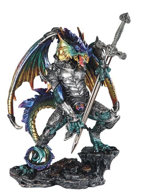 bluegreen dragon  armor sword gsc imports