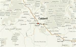 caldwell location guide
