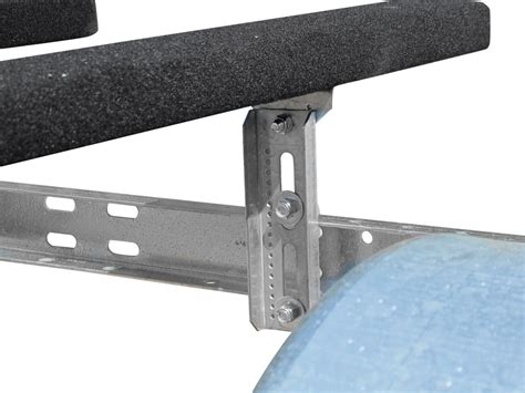 boat lift bunk board brackets ce smith bolster and swivel bracket assemblies