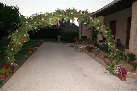 Décoration De Couloir D Entrée by Wedding Planner Deco Mariage Entree Maison