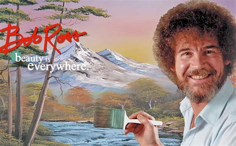 bob ross paintings on netflix best news of the summer bob ross painting series now on