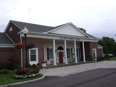 Ob Davis Funeral Home by O B Davis Funeral Home Erik Heuler Archinect