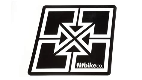 Sticker Caracter Fit It Type B big key sticker fitbikeco