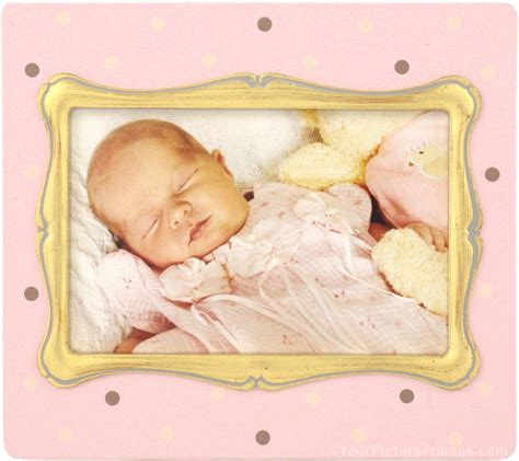 baby picture frames with quotes
