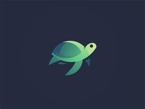 logo turtle geometry turtle in graphic design logos brand design