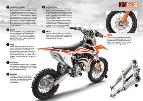 first motocross bike dirt bike magazine first 2017 models ktm 50sx 65sx 85sx
