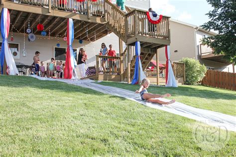 4th of july backyard decorations 4th of july party ideas