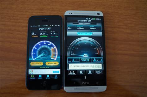 test 4g iphone 5s at t vs verizon vs sprint vs t mobile best