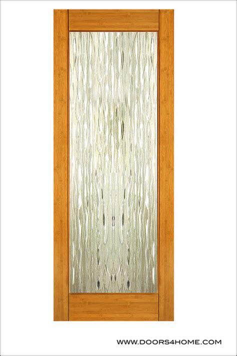 Bamboo Interior Door Bamboo Interior Door Model Bm 33 Contemporary Interior Doors By Doors4home