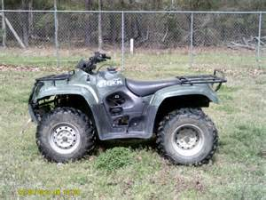 Suzuki Four Wheeler 2004 Suzuki Eiger 400 For Sale Fordyce Ar 71742 4