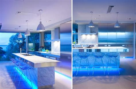 Interior Led Lights For Home by Using Led Lighting In Interior Home Designs