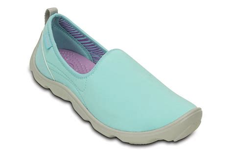 Crocs Duet Skimmer Sport Busy Day Spt292 s shoes crocs duet busy day skimmer 14698 blue yessport eu