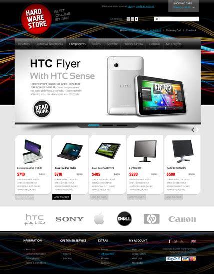 design hardware templates hardware store dynamic opencart theme