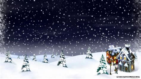 amazing christmas night wallpaper