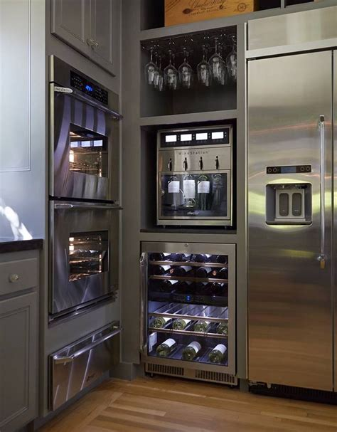 Luxury Kitchen Appliances | modern kitchen design with luxury appliances home house