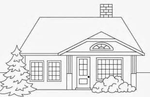 draw house colour drawing free wallpaper big house coloring drawing