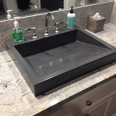taps bathroom vanities concrete sinks vanities