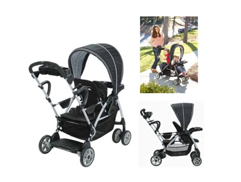 graco room for 2 graco roomfor2 click connect stand ride stroller only 75 39 reg 149 99