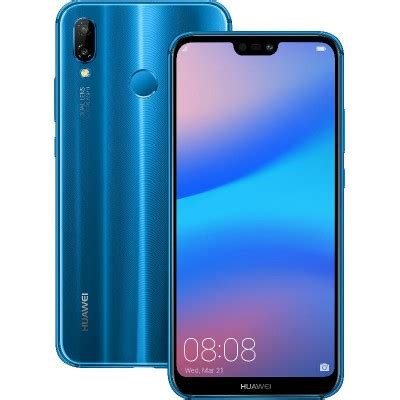 huawei nova 3e 64 gb blue mobile online at jarir bookstore