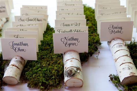 wedding seating arrangement ideas on place card holders rustic vermont wedding rustic wedding chic