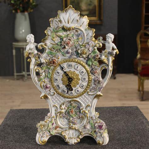 orologi da tavolo antichi orologi antichi nell arredamento