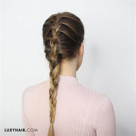 how to do french braids quickly how to do a french braid hair tutorials for beginners