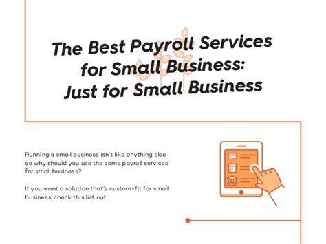 Top Mba Advising Services by Best Payroll Service For Small Business Business Advisor