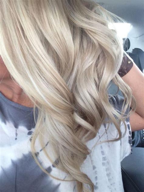 unique shades of blonde best 25 platinum blonde highlights ideas on pinterest