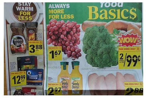grocery coupons hamilton ontario