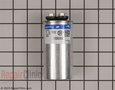 what does a dual run capacitor do dual run capacitor c4255r repairclinic