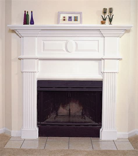Plaster Fireplace Mantels by A Plus Inc St Clair 42