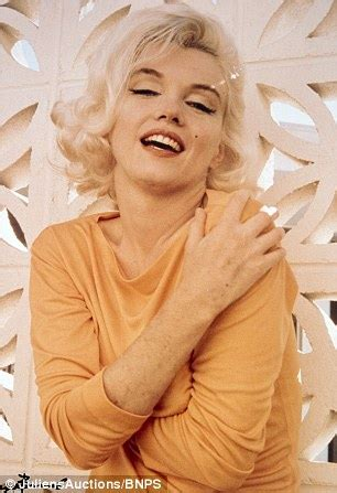 the world's last glimpse of marilyn | daily mail online