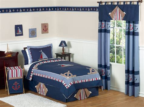 Nautical Themed Bedding Nautical Themed Boys Bedding Twin Or Full Queen Comforter