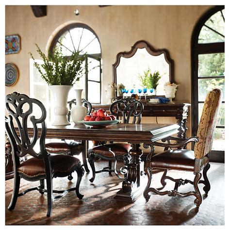 Mediterranean Dining Room Furniture | dining rooms smart furniture mediterranean dining