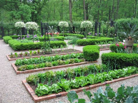 kitchen gardening ideas the art of the kitchen garden creating a beautiful