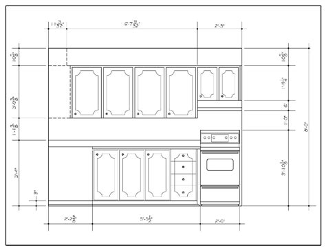 kitchen cad design autocad kitchen design cofisem co