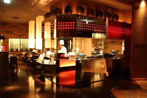 Range In Island Kitchen gokoku tei korean restaurant tokyo japan tripatrek travel