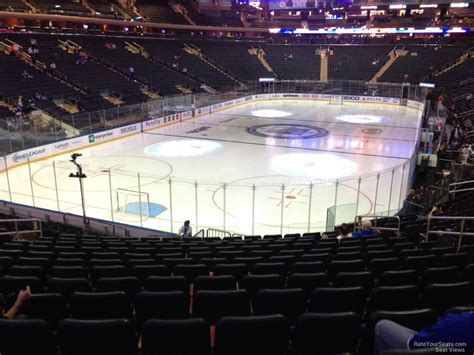 section 103 msg madison square garden section 103 new york rangers