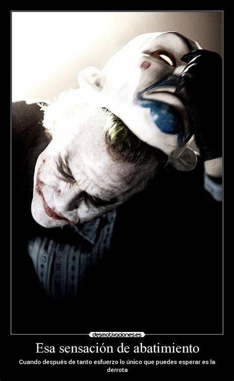 imagenes joker 13 im 225 genes y carteles de joker pag 13 desmotivaciones