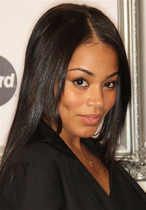 hollywood beautiful black actress lauren london photos photos 2nd annual essence black