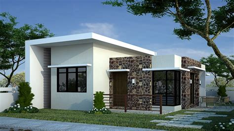 Modern House Design Plan Modern Bungalow House Design Contemporary Bungalow House