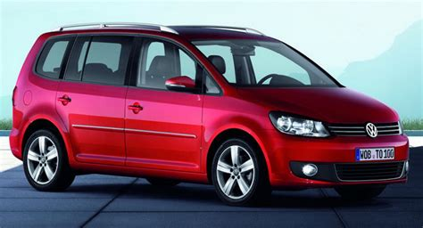volkswagen 7 seater 2011 volkswagen touran 7 seater mpv receives second mid