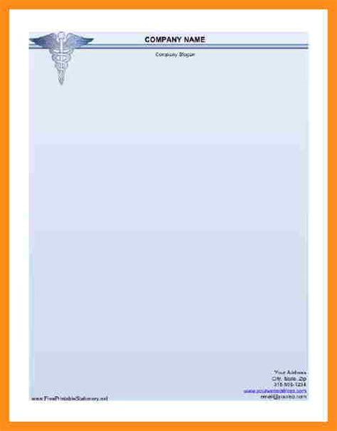 doctor letterhead template 8 doctor letterhead design resume setups