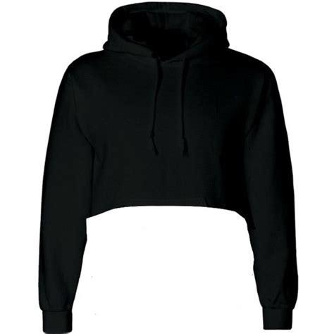Goldie Black goldie black hoodie 43 liked on polyvore featuring tops