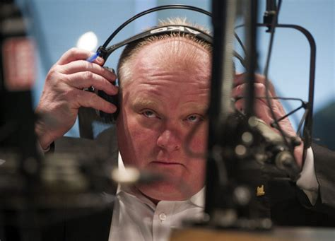 How To Find Out Peoples Numbers Mayor Rob Ford Makes Amends With Gives Out Wrong Number Again Toronto