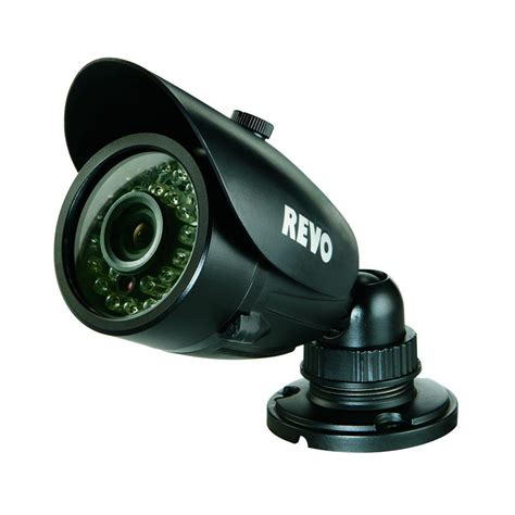 revo wired 700 tvl indoor outdoor bullet surveillance