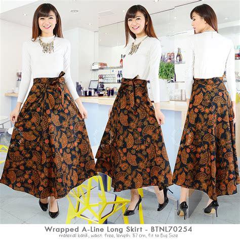 Batik Lilit rok batik modern rok lilit batik elevenia