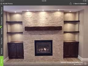 fireplaces with shelves ok this is actually almost exactly what we d to do
